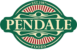 Pendale Food Logo